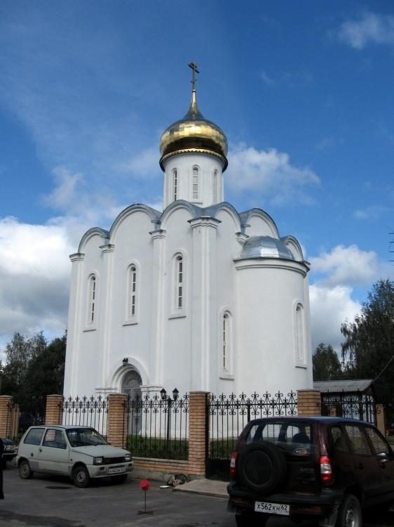 Церковь Воскресения Словущего, Балашиха