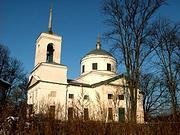 Церковь Воздвижения Креста Господня - Черкасское-Поречное - Суджанский район - Курская область
