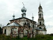 Церковь Успения Пресвятой Богородицы - Порздни - Лухский район - Ивановская область