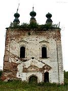 Церковь Казанской иконы Божией Матери - Клоны - Лухский район - Ивановская область