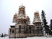 Церковь Троицы Живоначальной - Нёнокса - г. Северодвинск - Архангельская область