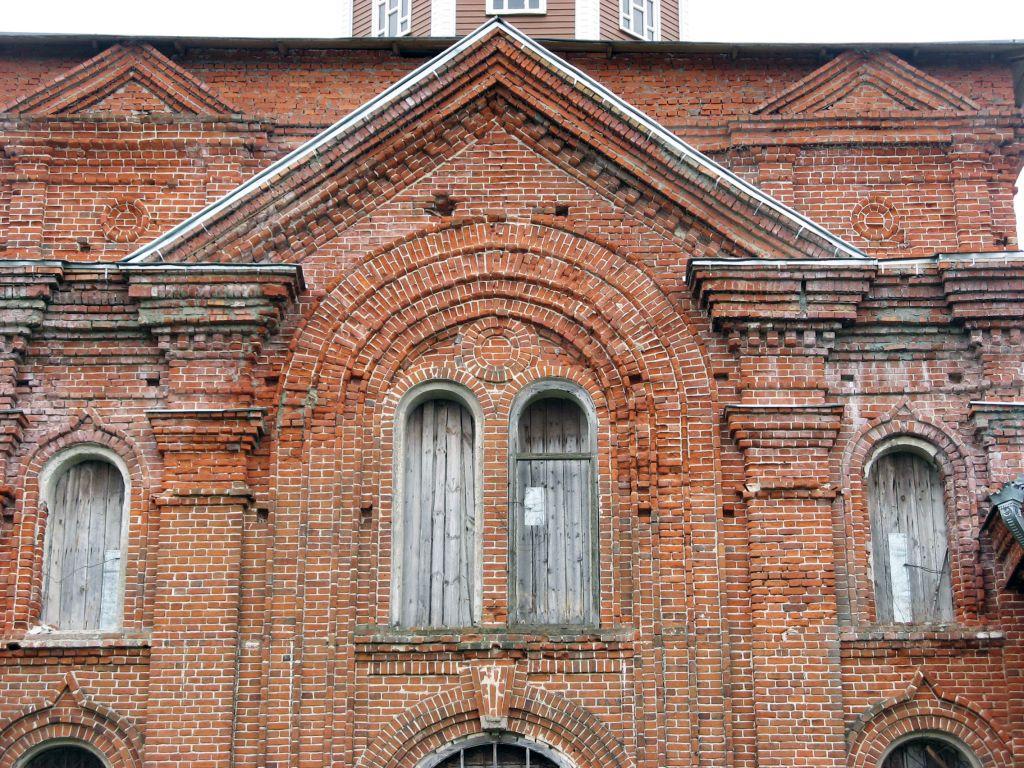 Церковь Николая Чудотворца, Пешелань
