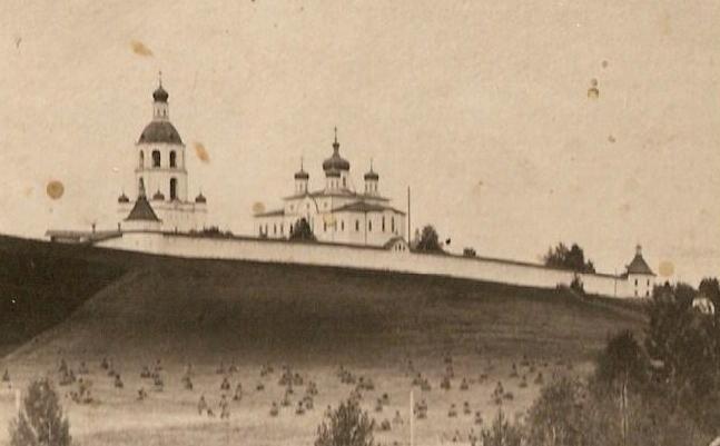 Ульяново. . Ульяновский Троице-Стефанов монастырь, фотография
