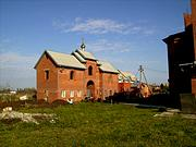 Церковь Николая Чудотворца в поселке Индустриальный - Дивный - г. Краснодар - Краснодарский край