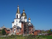 Индустриальный. Николая Чудотворца, церковь