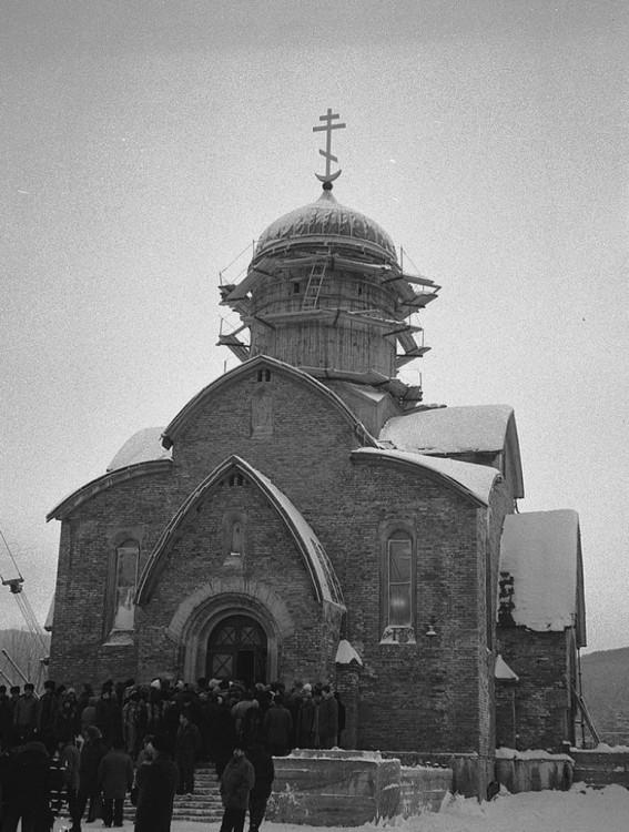 Собор Воскресения Христова, Южно-Сахалинск