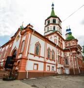 Иркутск. Воздвижения Креста Господня, церковь