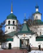 Знаменский монастырь - Иркутск - г. Иркутск - Иркутская область