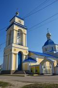 Борисоглебск. Казанской иконы Божией Матери, церковь