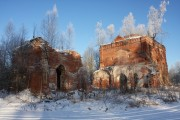 Церковь Спаса Преображения - Сляднево - Волоколамский район - Московская область