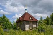 Неизвестная часовня - Чекряк - Болховский район - Орловская область