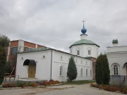 Рязань. Троицкий мужской монастырь. Собор Троицы Живоначальной