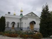Рязань. Троицкий мужской монастырь. Церковь Сергия Радонежского