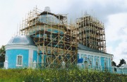 Церковь Спаса Нерукотворного Образа - Борки - Шиловский район - Рязанская область