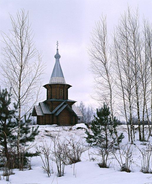 Церковь Николая Чудотворца, Сменково