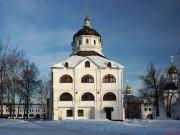 Сольба. Николо-Сольбинский женский монастырь. Церковь Ксении Петербургской