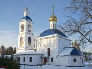 Сольба. Николо-Сольбинский женский монастырь. Церковь Успения Пресвятой Богородицы