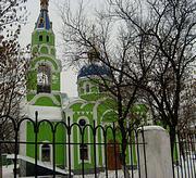 Церковь Киприана и Иустины - Луганск - г. Луганск - Украина, Луганская область