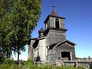 Церковь Спаса Преображения - Макарьевская - Бабаевский район - Вологодская область