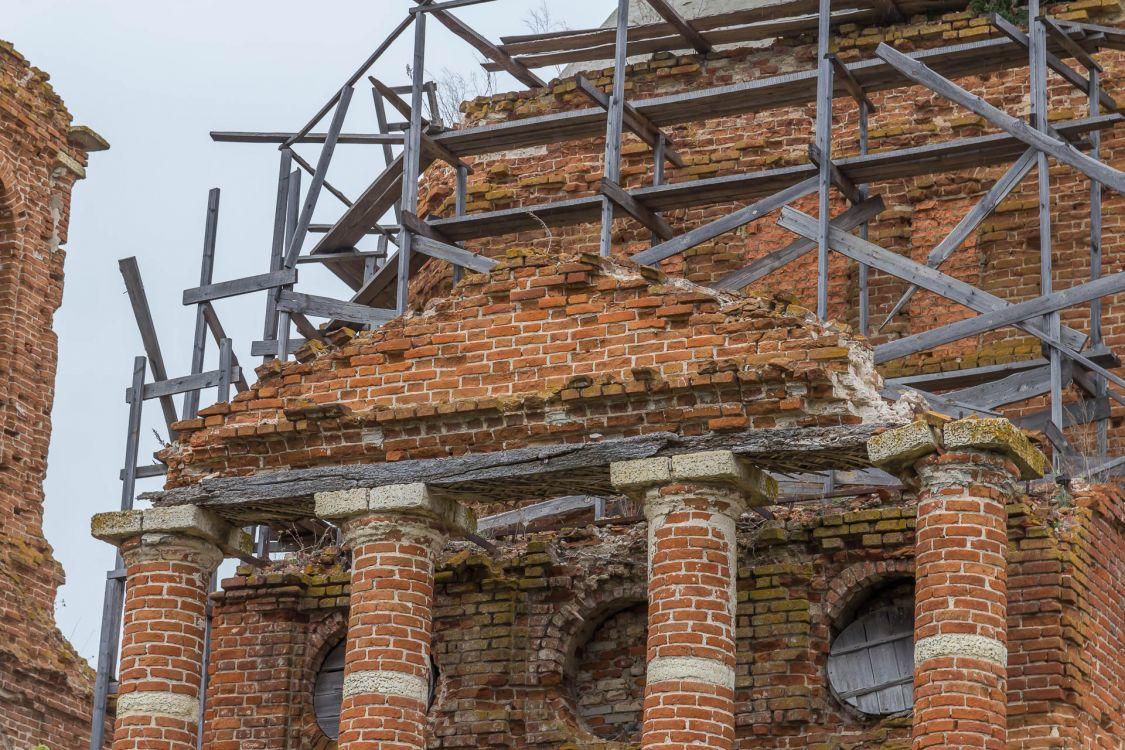 Церковь Николая Чудотворца, Никольское