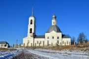 Церковь Михаила Архангела - Архангельские Борки - Липецкий район - Липецкая область