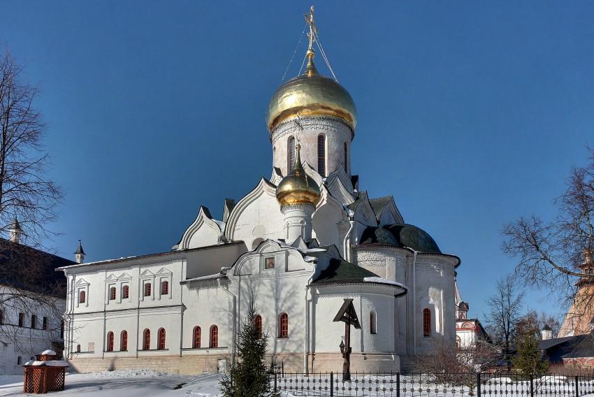 Саввино-Сторожевский монастырь. Собор Рождества Пресвятой Богородицы, Звенигород
