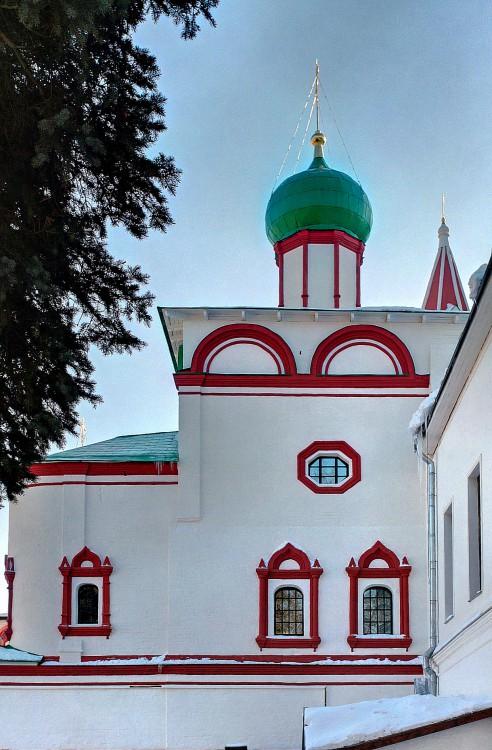 Саввино-Сторожевский монастырь. Церковь Спаса Преображения, Звенигород