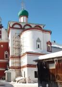 Звенигород. Саввино-Сторожевский монастырь. Церковь Спаса Преображения