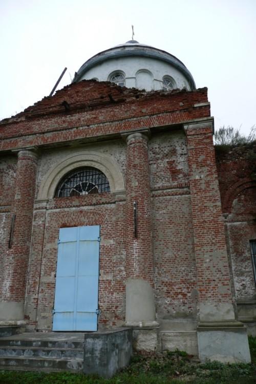 Пономарева в старинном селе трубетчино добровского района