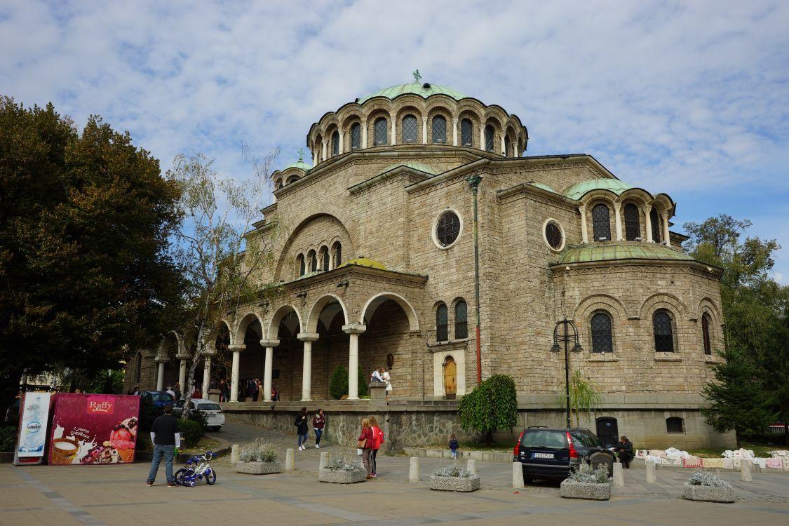 Кафедральный собор Кириакии Никомидийской, София