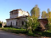 Церковь Всех Святых - Всехсвятское - Белохолуницкий район - Кировская область