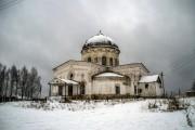 Иванцево. Зосимы и Савватия Соловецких, церковь