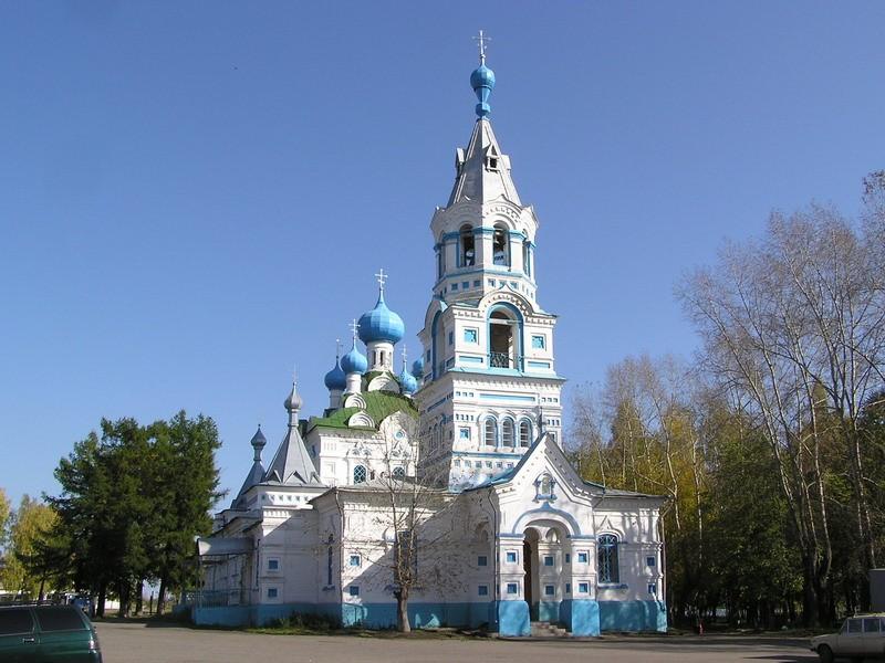 Церковь Покрова Пресвятой Богородицы, Кирс