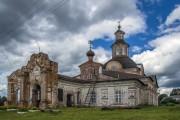 Сырьяны. Николая Чудотворца, церковь