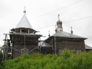 Церковь Фомы Апостола - Красный Бор - Подпорожский район - Ленинградская область