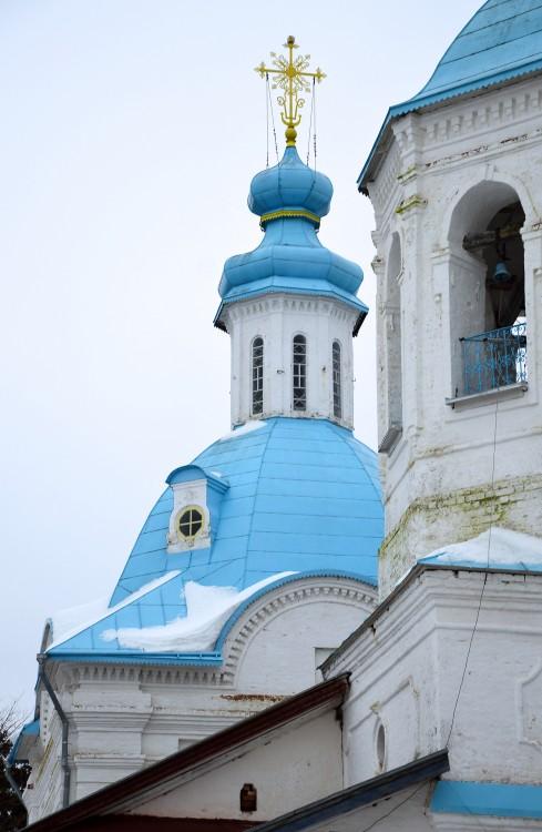 Церковь Покрова Пресвятой Богородицы, Аксеново