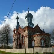 Церковь Николая Чудотворца - Яама (Jaama) - Ида-Вирумаа - Эстония