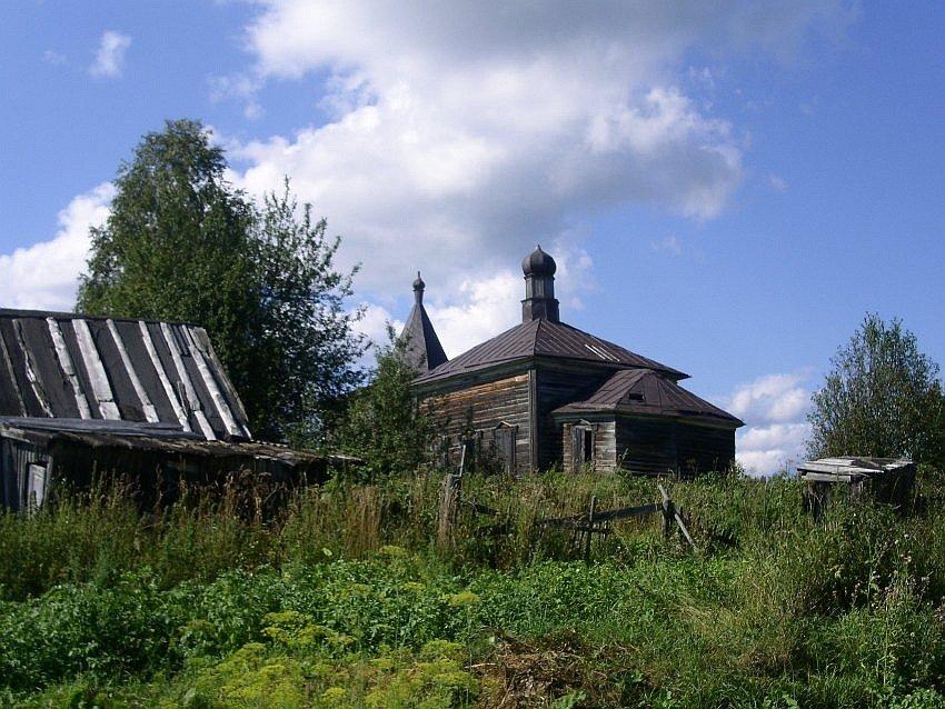 Церковь Фомы Апостола, Красный Бор