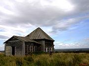 Церковь Спаса Преображения - Ольково - Вытегорский район - Вологодская область