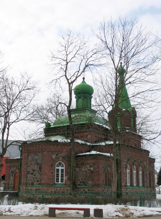 Церковь Богоявления Господня, Йыхви (Jõhvi)
