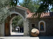 Монастырь Богоматери Махераса - Лазания - Никосия - Кипр