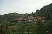 Монастырь Божией Матери Махериотиссы (Махерас) - Лазания - Никосия - Кипр