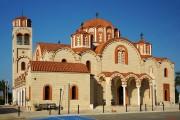 Церковь Варвары великомученицы (новая) - Паралимни - Фамагуста - Кипр