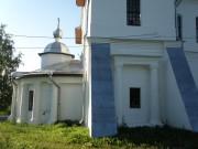 Церковь Воздвижения Креста Господня - Воздвиженье - Вологодский район - Вологодская область