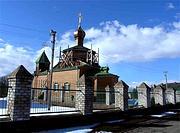 Церковь Николая Чудотворца - Новосокольники - Новосокольнический район - Псковская область