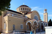Церковь Георгия Победоносца (новая) - Паралимни - Фамагуста - Кипр