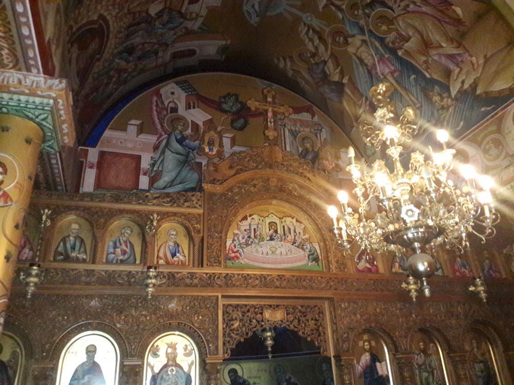 Церковь Георгия Победоносца, Айа-Напа