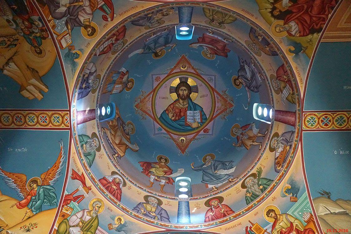 Церковь Николая Чудотворца, Протарас