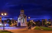 Иваново. Георгия Победоносца и иконы Божией Матери