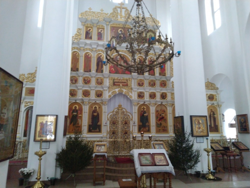 Церковь Рождества Христова, Воронеж